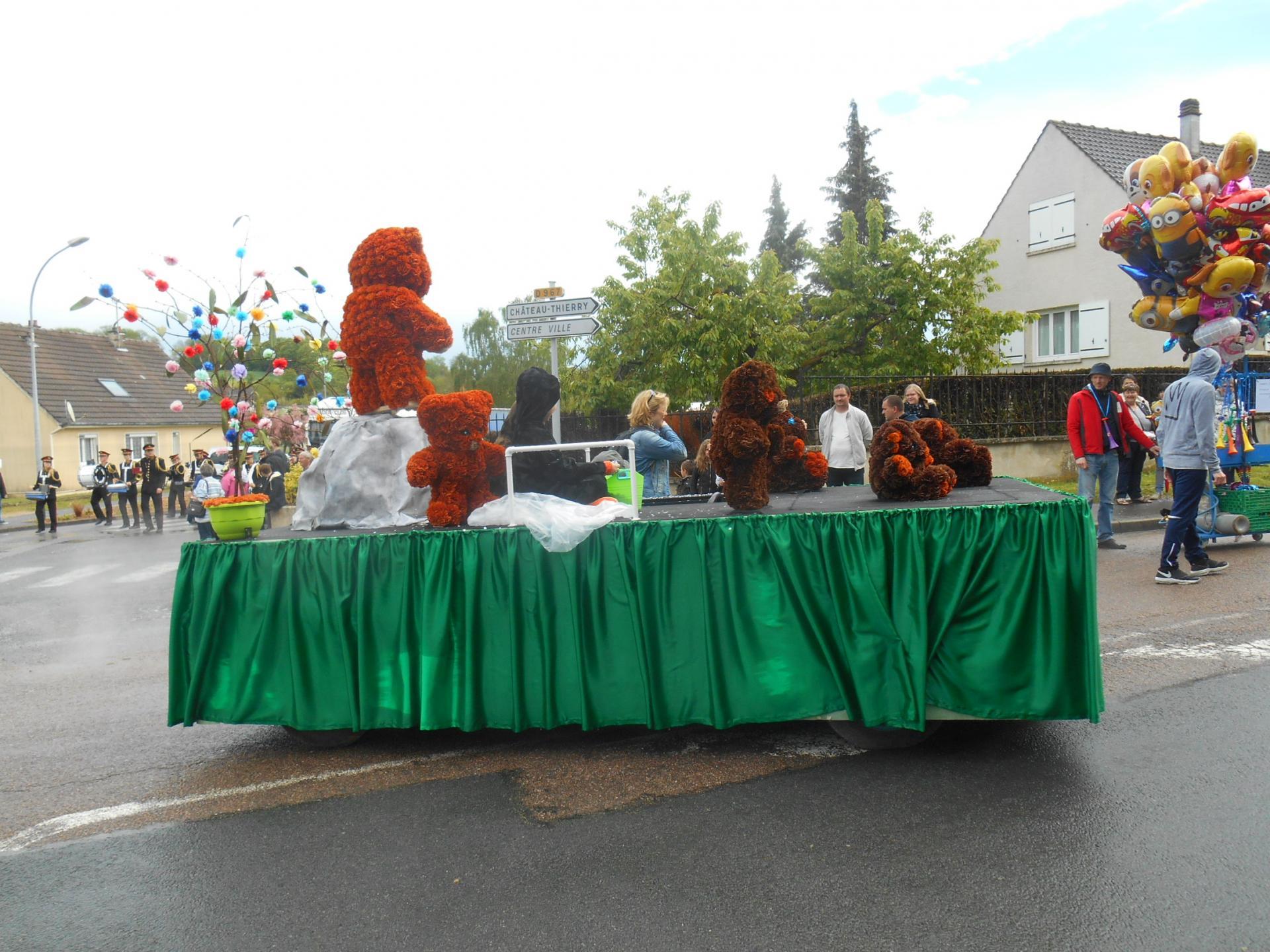 Les oursons