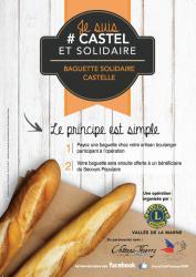 Baguette solidaire