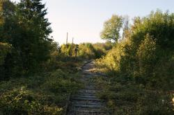 voie secteur Artonges-Montmirail