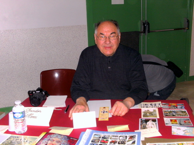Salon du livre 2013 Chierry