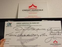 Le cheque
