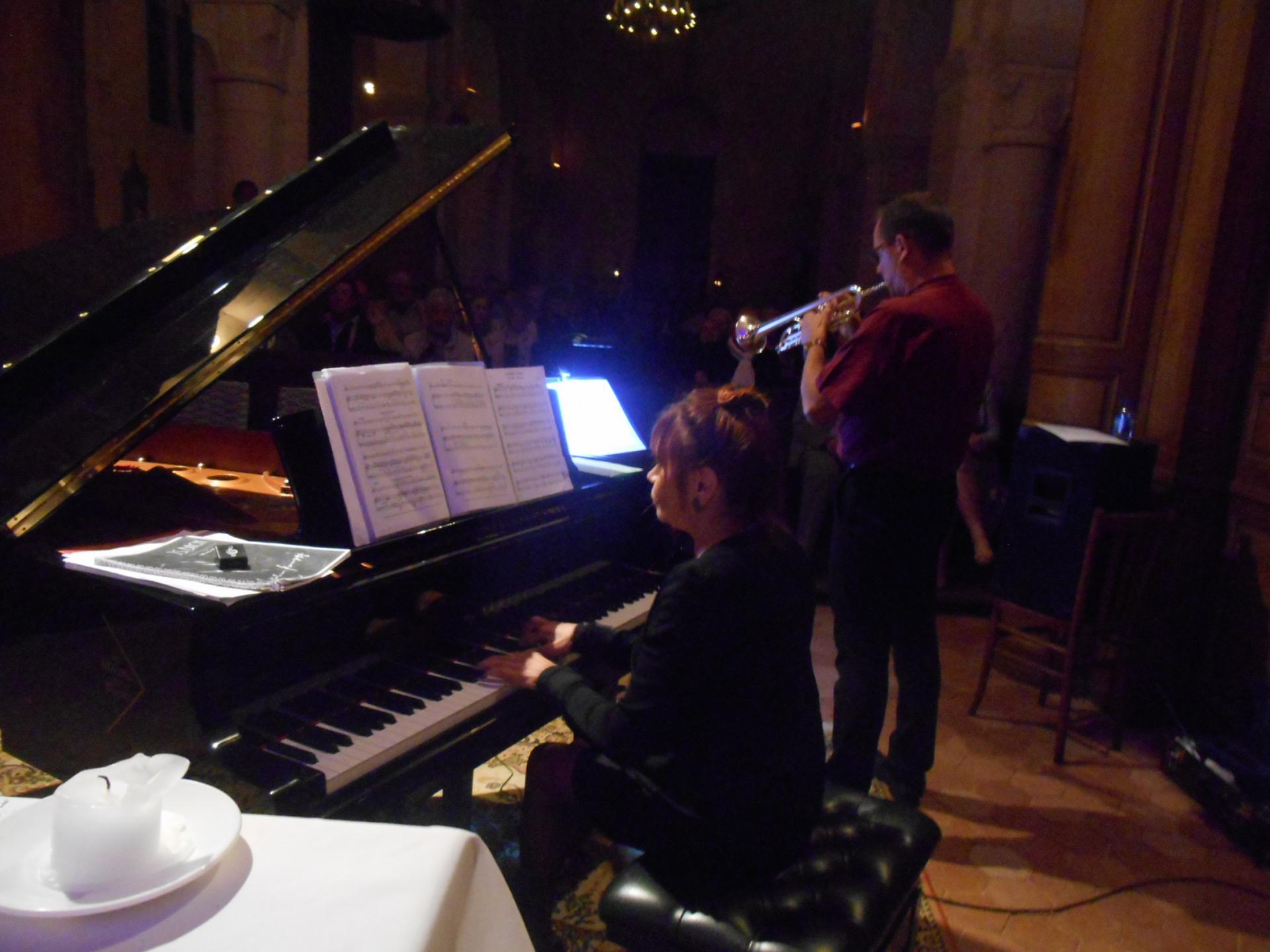 Concert à Montlrvon