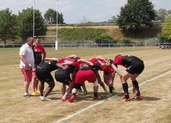 Rugby la melee