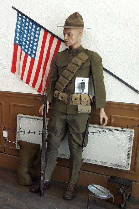 Soldat americain
