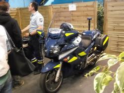 Stand gendarmerie