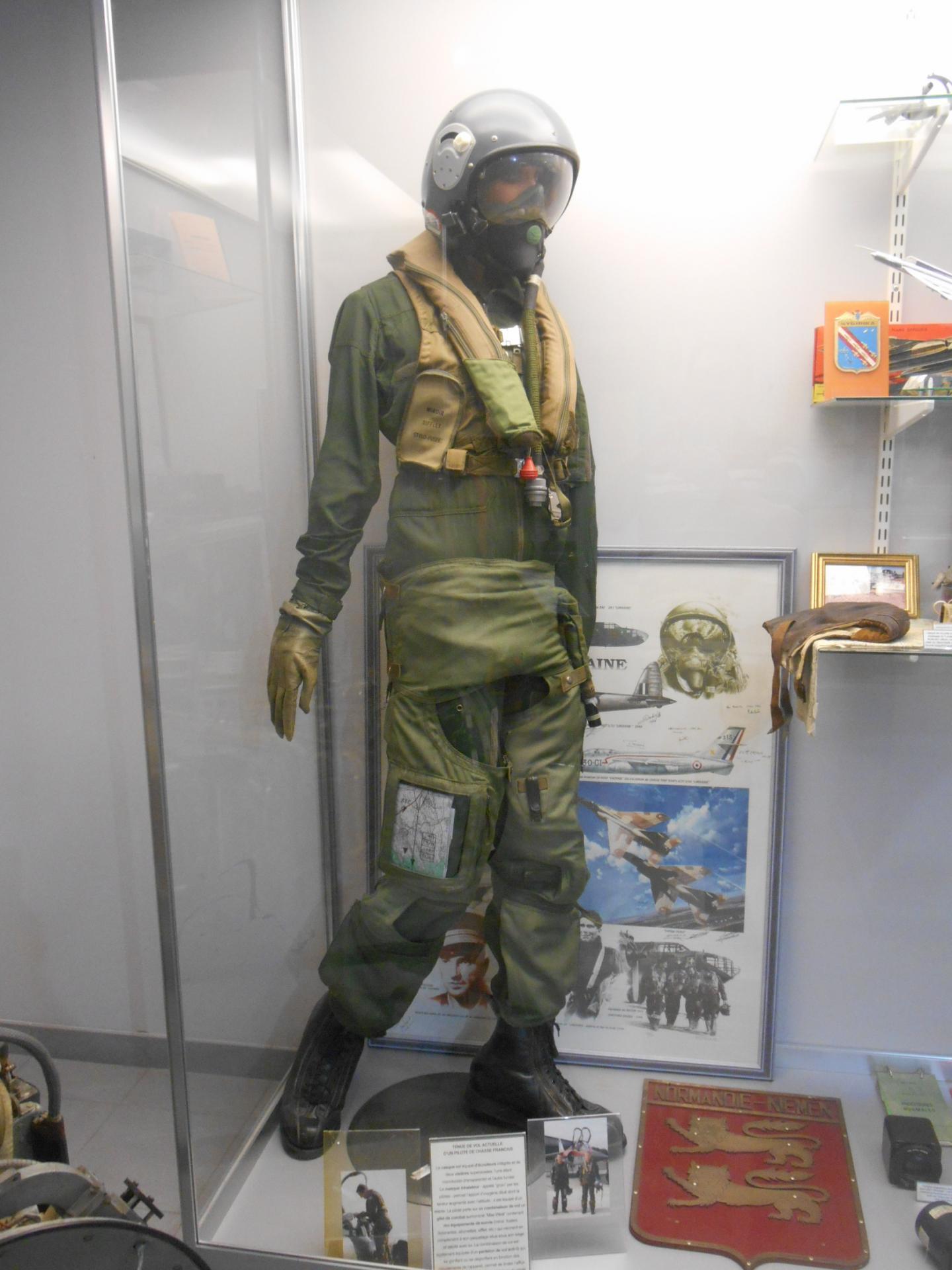 Une tenue de pilote
